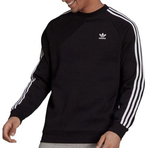 Adidas-3-stripes-Crew-Sweater-Heren