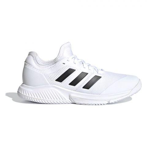 Adidas-Court-Team-Bounce-Indoorschoenen-Dames