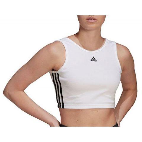Adidas-Essentials-3-Stripes-Crop-Top-Dames