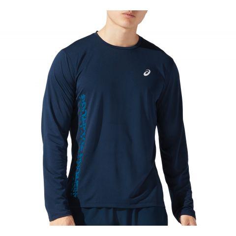 Asics-SMSB-LS-Hardloopshirt-Heren