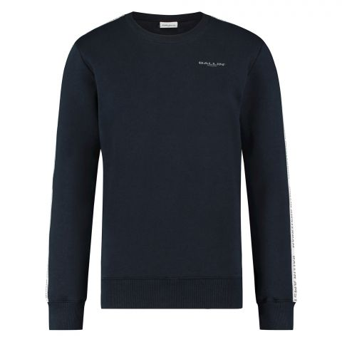 Ballin-Logo-Tape-Sweater-Heren-2109171457