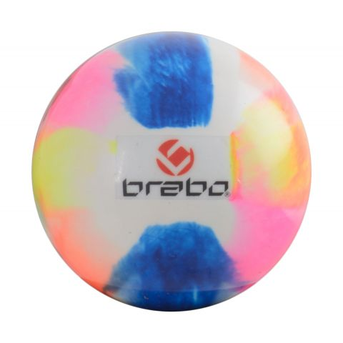 Brabo-BB2085-Hockeyball-Smooth-Rainbow