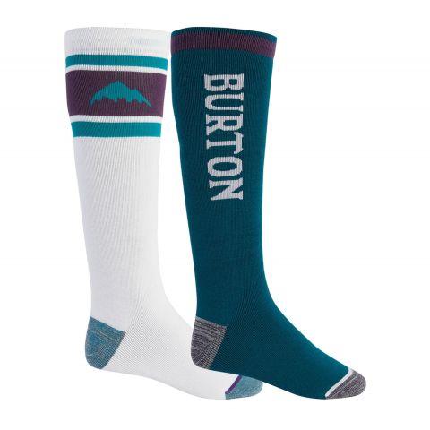 Burton-Weekend-Midweight-Skisokken-Heren-2-pack-