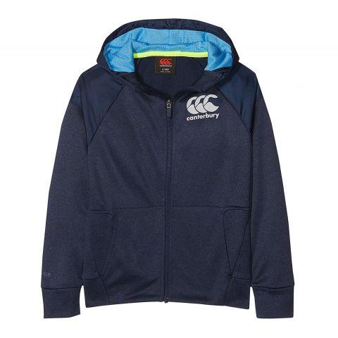 Canterbury-VapoDri-Zip-Thru-Hoody-Trainingsjack-Junior