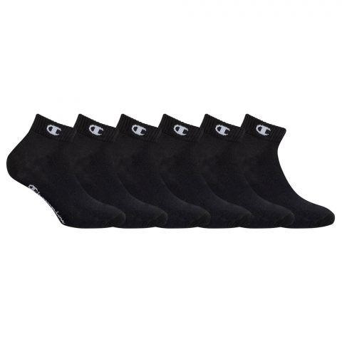 Champion-Authentic-Athletic-Y08QH-Ankle-Sokken-Senior-6-Pack-