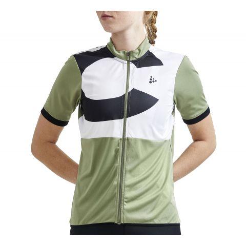 Craft-Core-Endurance-Logo-Jersey-Wielrenshirt-Dames