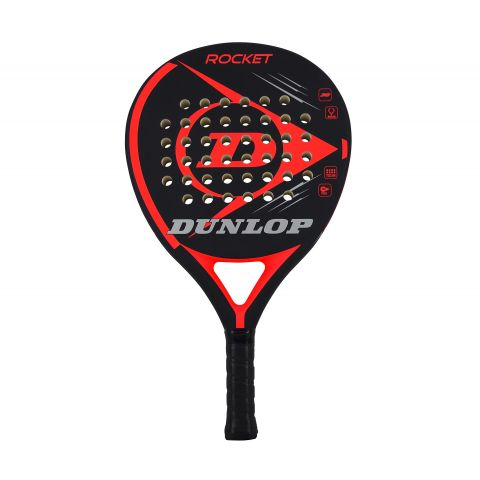 Dunlop-Rocket-Red-Padelracket