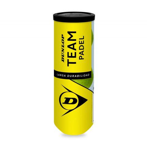 Dunlop-Team-Padel-Ballen