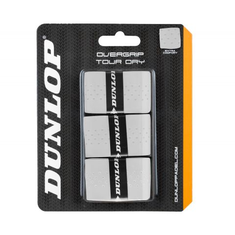 Dunlop-Tour-Dry-Padel-Overgrip-3-pack-