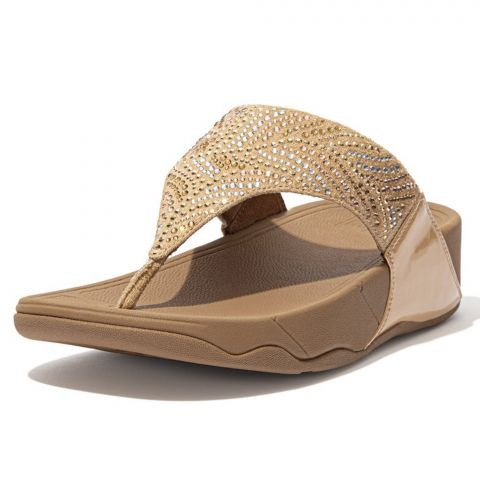 FitFlop-Lulu-Crystal-Feather-Wide-Fit-Toe-Post-Teenslippers-Dames-2106231005