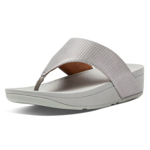 FitFlop-Olive-Textured-Glitz-Toe-Post-Teenslippers-Dames-2106230950