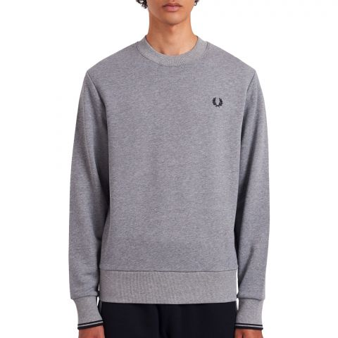 Fred-Perry-Crew-Neck-Sweater-Heren-2108310800