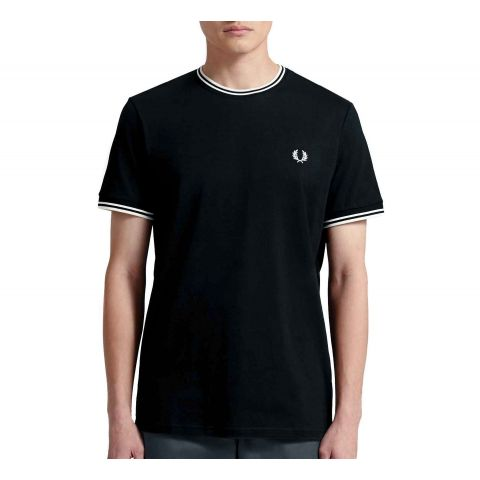 Fred-Perry-Twin-Tipped-Shirt-Heren