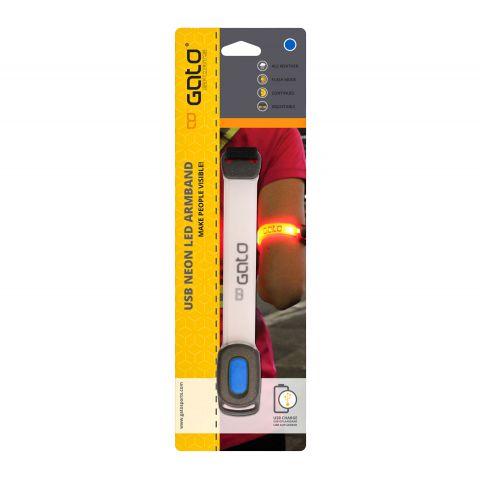 Gato-Neon-LED-USB-Arm-Light