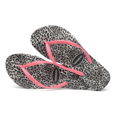 Havaianas-Slim-Leopard-Teenslipper-Dames