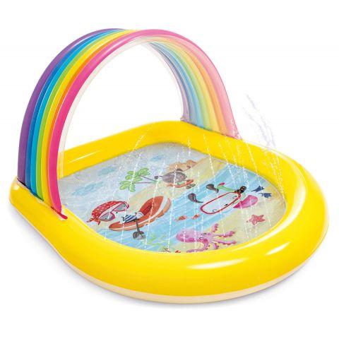 Intex-Regenboog-Zwembad