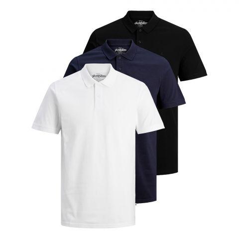 Jack--Jones-Basic-Polo-s-SS-Heren-3-pack--2107270905
