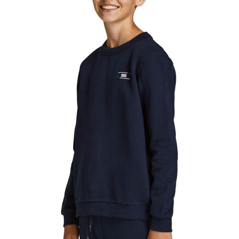 Jack--Jones-Classic-Crew-Neck-Sweater-Jongens-2108031126