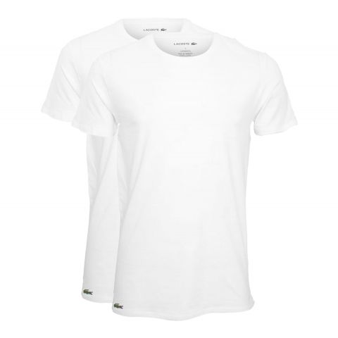 Lacoste-Casual-Cotton-Stretch-Crew-Shirt-Heren-2-pack-