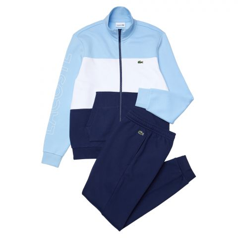 Lacoste-Sport-Colorblock-Fleece-Trainingspak-Heren-2110071443