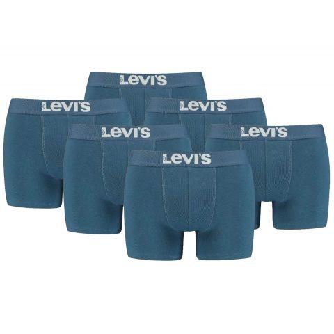 Levi-s-Solid-Basic-Boxershorts-Heren-6-pack-