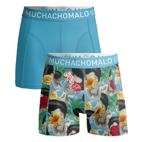 Muchachomalo-King-Of-Rock-Roll-Boxers-Heren-2-pack--2106230958