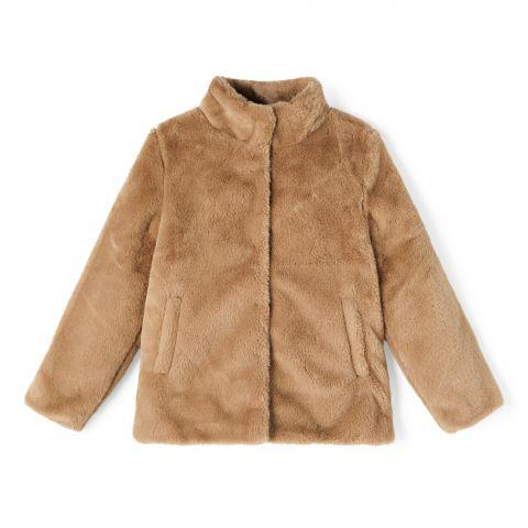Name-It-Faux-Fur-Jas-Meisjes-2108241835