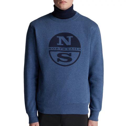 North-Sails-Fleece-Sweater-Heren-2109100938