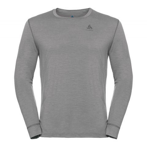 Odlo-Natural-100-Merino-Warm-Thermoshirt-Heren