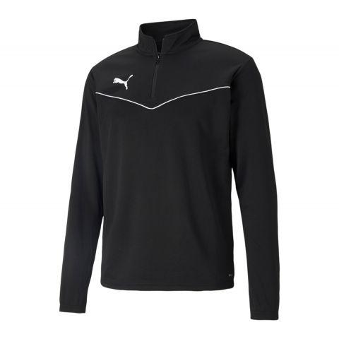 Puma-Teamrise-1-4-Zip-Trainingssweater-Heren