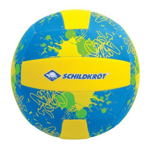 Schildkr-t-Beachvolleybal