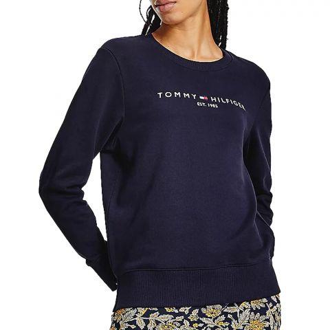 Tommy-Hilfiger-Regular-Sweater-Dames-2108300951