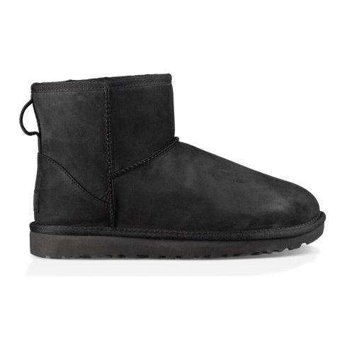 UGG-Classic-Mini-Leather-Laarzen-Dames